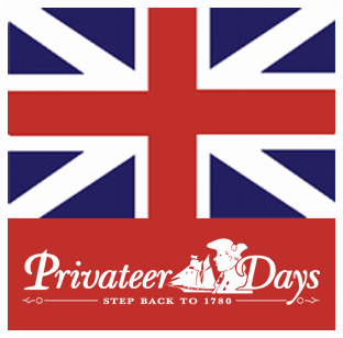 Privateer Days Union Jack