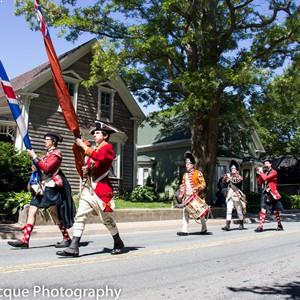 Privateer Days Parade